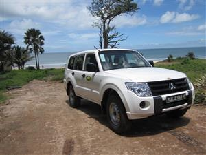 Gambia car rental - Full option - Built 2014 -.