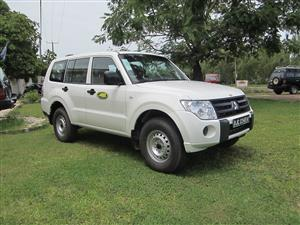 Gambia car rental - Full option - Model 2013.
